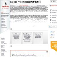 Express Press Release image