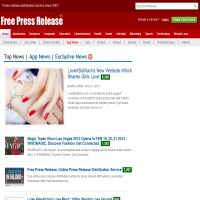 Free Press Releases image